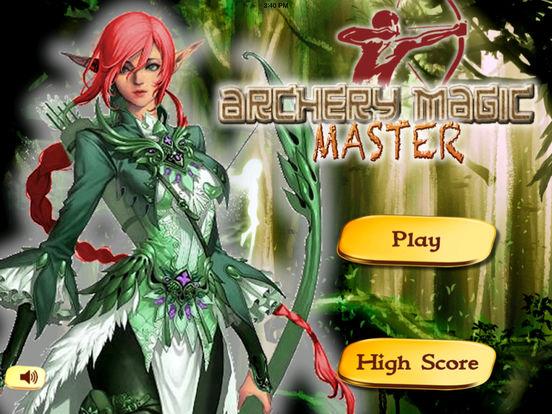 Archery Magic Master Pro - An Addictive Shooter screenshot 6