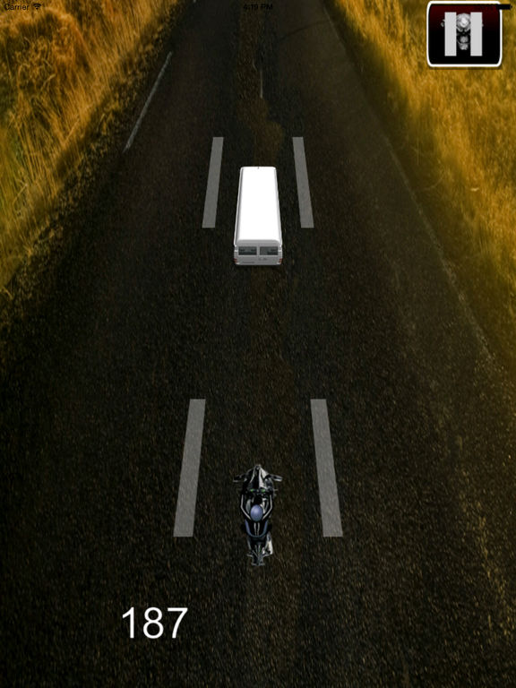 A Race Motorcycle Driver Pro - Awesome Highway Rider Game screenshot 10