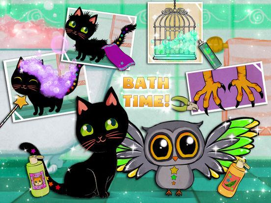 Luna's Magic School - Dress up, pet care & spells screenshot 7