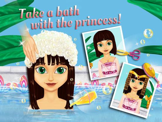 Sweet Egyptian Princess - No Ads screenshot 7