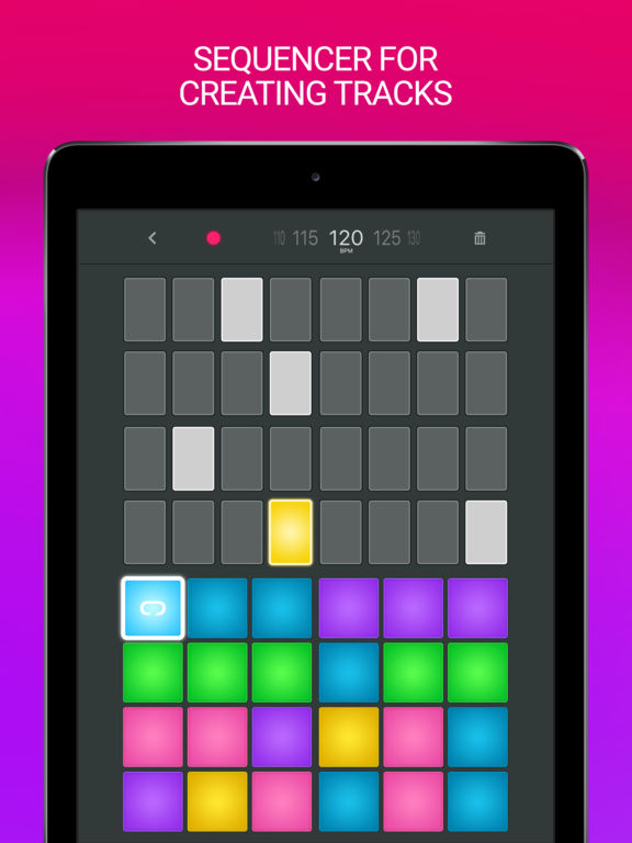 Drum Pad Machine - Beat Maker screenshot 7