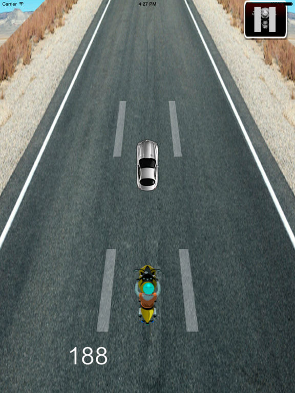 Road Motorcycle Traffic Pro - Speed on Two Wheels screenshot 10