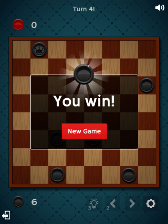 Casual Checkers screenshot 9