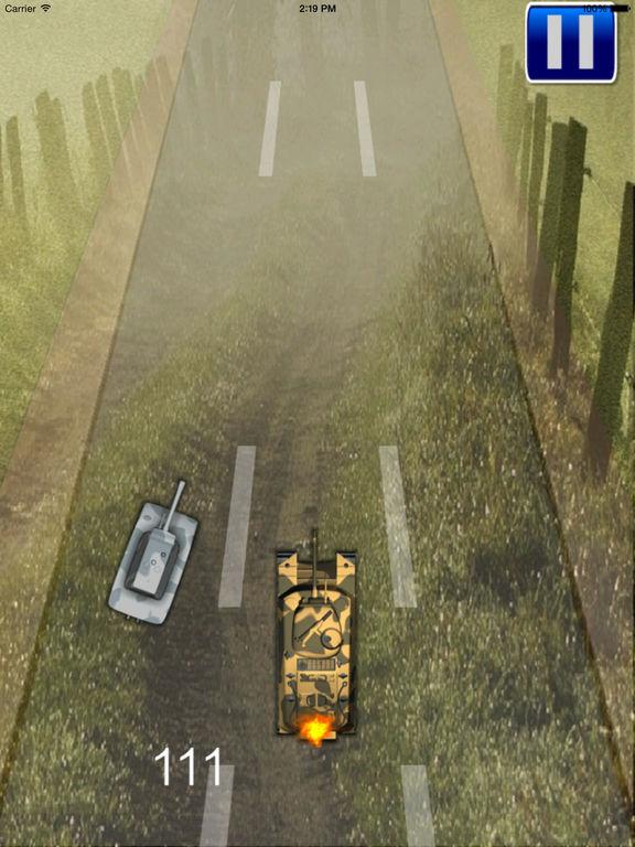 A War World Of Tanks - Simulator Machine Game screenshot 9