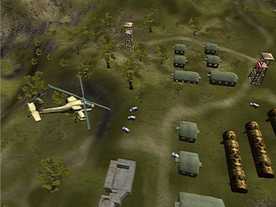 Apache Gunship 3D : Adventure Helicopter Battle Field screenshot 5
