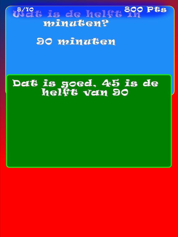 Groep 6 rekenen 1 HD screenshot 5