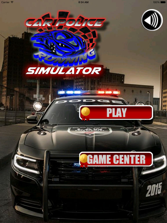 Car Police Running simulator Pro – Awesome Vehicle High Impact screenshot 6