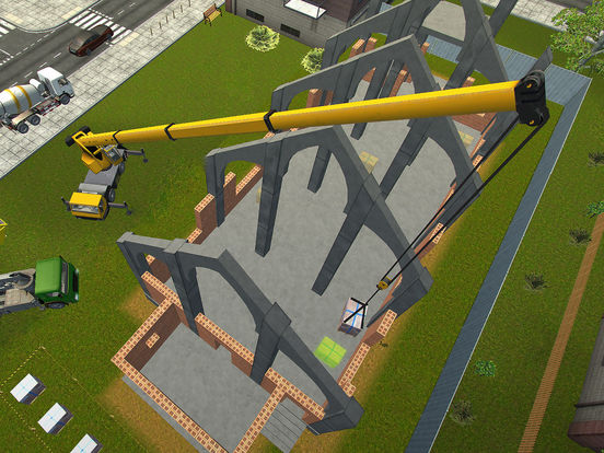 Construction Simulator PRO screenshot 8