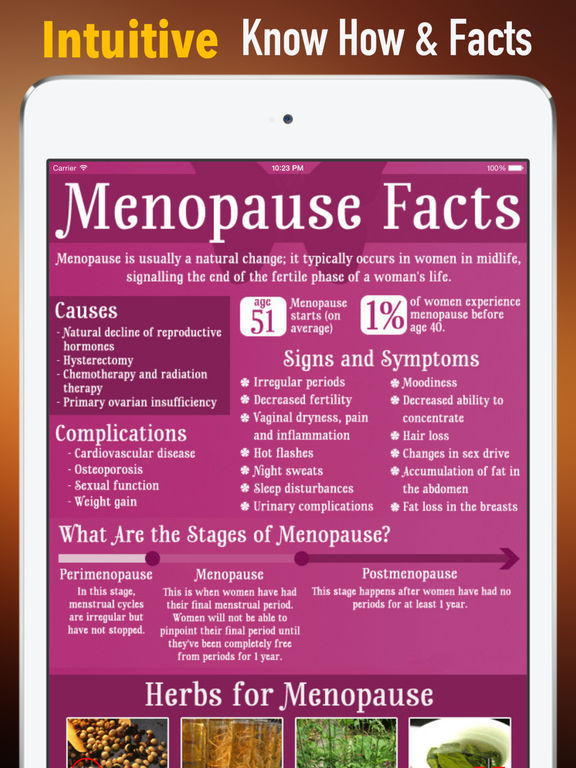 Natural Menopause Treatments:Women Health screenshot 6
