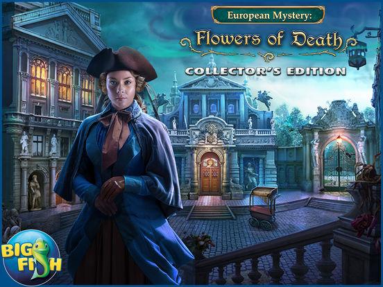 European Mystery: Flowers of Death HD (Full) screenshot 5