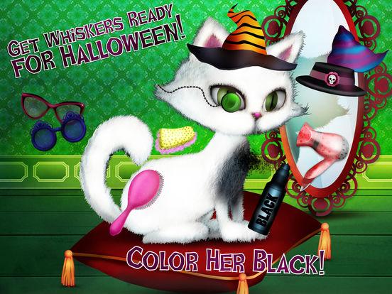 Funny Halloween Party 2 - Dress Up, Makeup & Nails screenshot 6