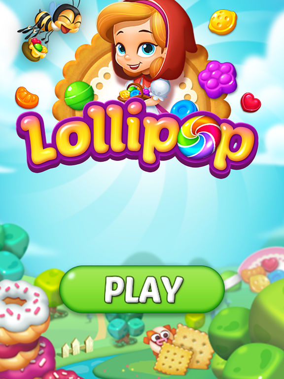 Lollipop: Sweet Taste Match3 screenshot 10