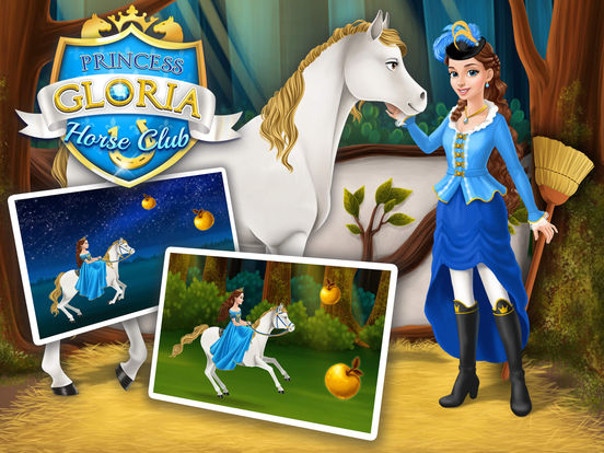 Princess Gloria Horse Club screenshot 10