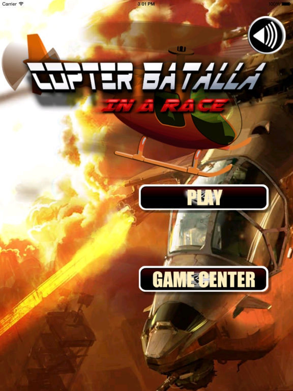 Copter Batalla In A Race - Awesome Helicopter 3D Action screenshot 6