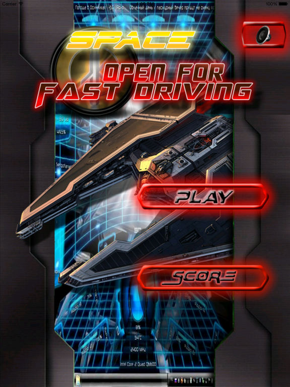 A Space Open For Fast Driving - Addictive Galaxy Legend Game screenshot 6