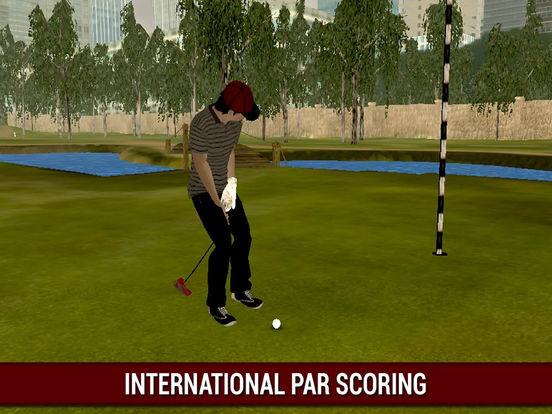 Professional Golf Play : The Golf Championship screenshot 5