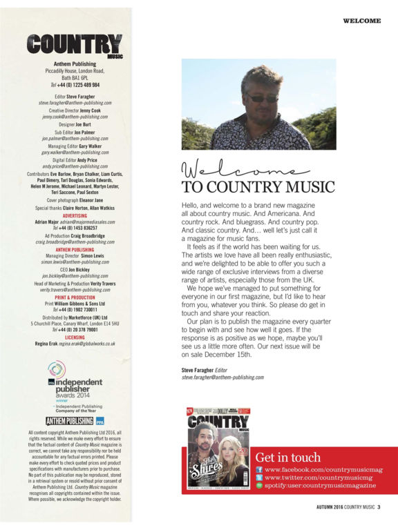Country Music Magazine screenshot 7