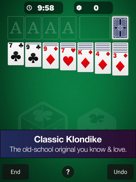 Solitaire Cube Free - Classic, Spider and Freecell screenshot 7