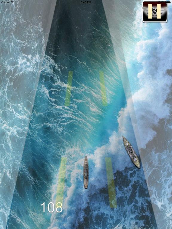 Adrenaline In Seas Addictive Pro - Battleship Hypnotic Beast Game screenshot 9