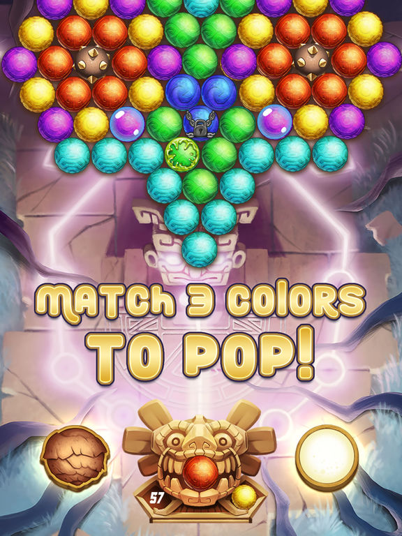 Bubble Shooter Totem screenshot 9