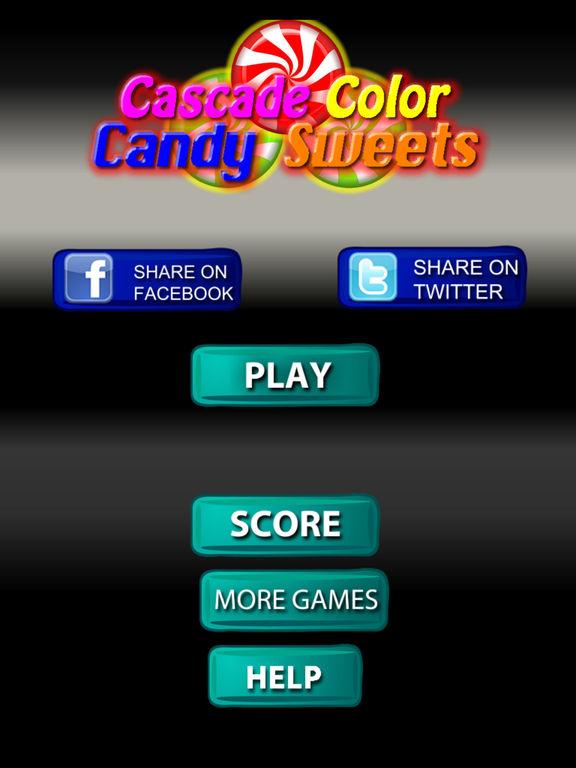 Cascade Color Candy Sweets - Funn Delicius Adventure screenshot 6