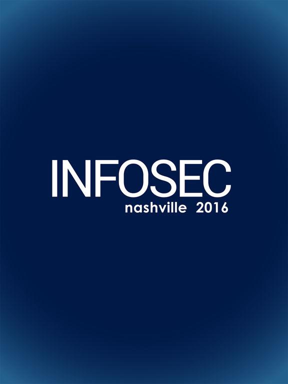 InfoSec Nashville 2016 screenshot 4