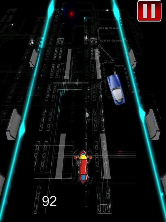 A Smoke Fast Bike PRO - Games Deadly Race screenshot 10