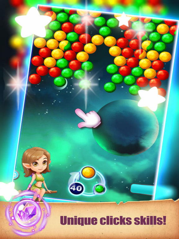 Bubble Space War screenshot 6