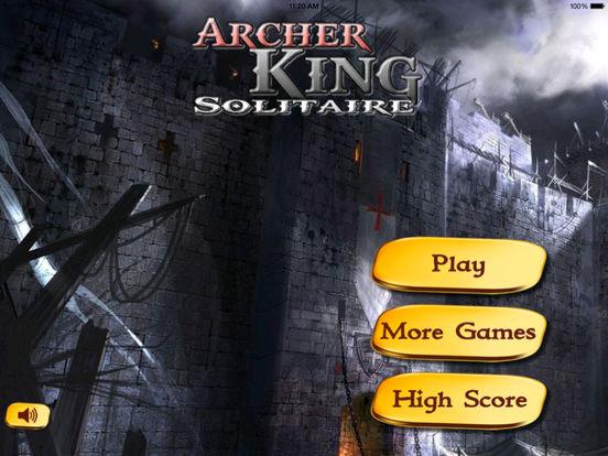 Archer King Solitaire PRO - A Holy Revenge screenshot 10