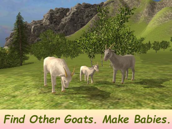 Farm Goat Simulator: Animal Quest 3D screenshot 7