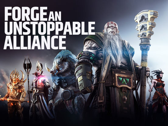 Dawn of Titans: Strategy Game screenshot 9