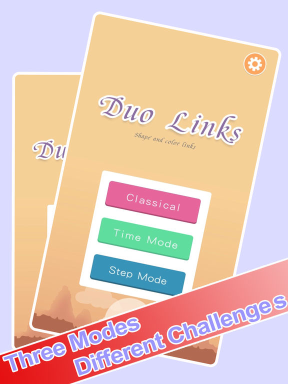 Duo Links - Link Objects in Same Shape or Color screenshot 3