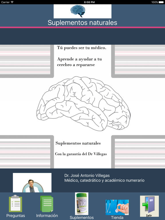Cerebro y salud screenshot 6
