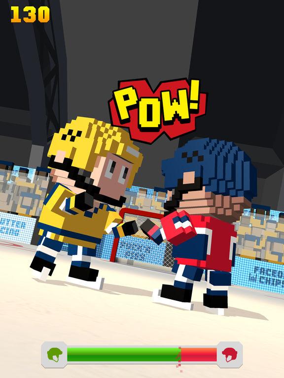 Blocky Hockey screenshot 9