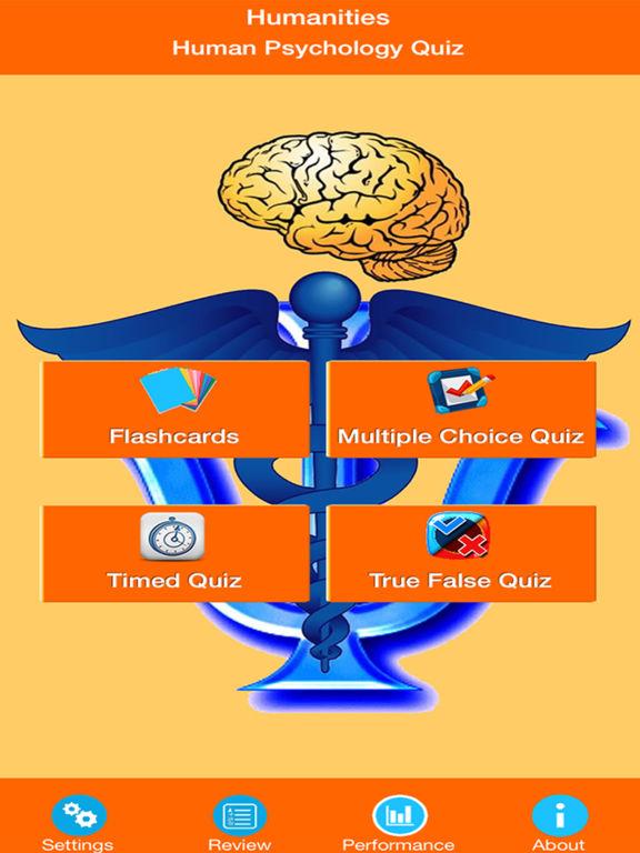 Human Psychology Quiz screenshot 6