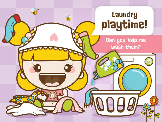 Messy Baby Cleanup - Baby Care & Cleaning screenshot 7