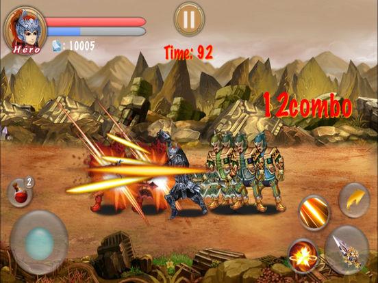ARPG-Blade Of Dragon Hunter Pro screenshot 6