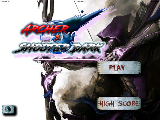 Archer Vs Shooter Dark P - Best Archery Tournament screenshot 6