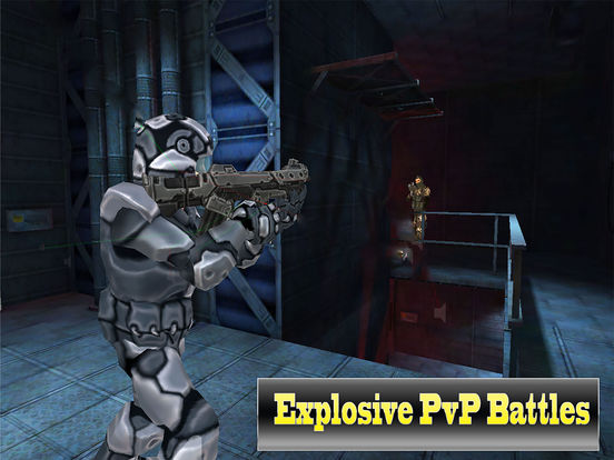 Robot Shooting Attack 3D : New Free Game screenshot 4