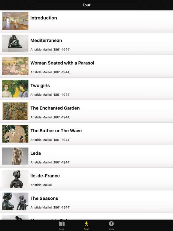 Maillol Museum screenshot 8