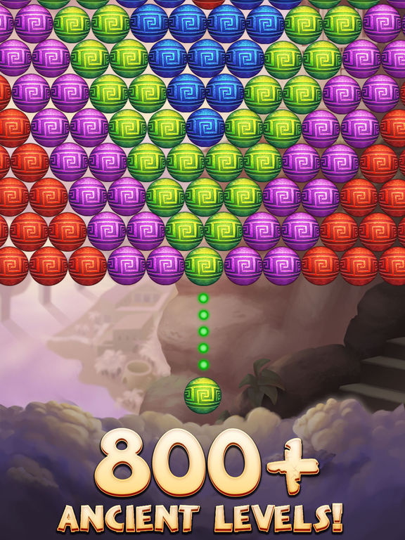 Hercules Pop Bubble Shooter screenshot 7