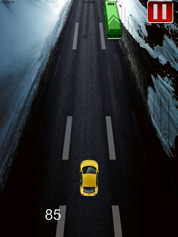 Car Highway Traffic Extended Pro - A Fiery Race screenshot 8