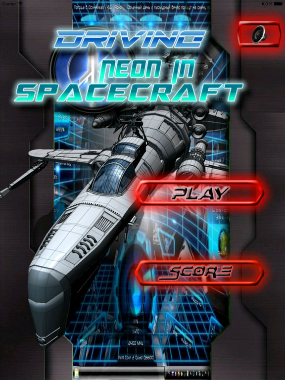 Driving Neon In Spacecraft Pro - Addictive Galaxy Legend Game screenshot 6