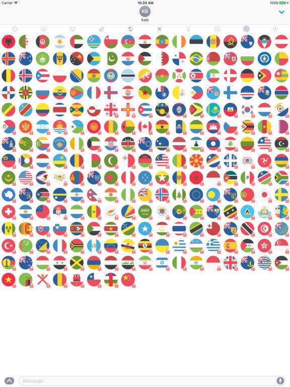 EmojiOne Stickers screenshot 8