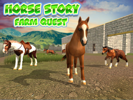 Farm Horse Simulator: Animal Quest 3D Full screenshot 5