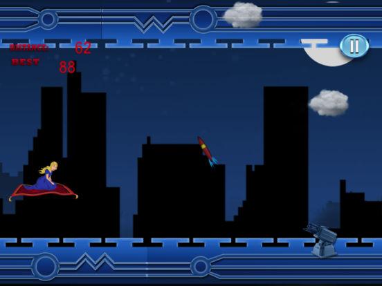 Magical Princess Flying Race Pro - racing game screenshot 5