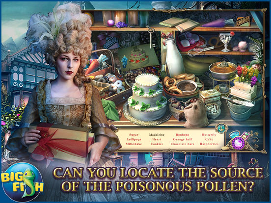 European Mystery: Flowers of Death HD screenshot 2