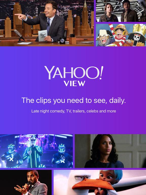 Yahoo View screenshot 5
