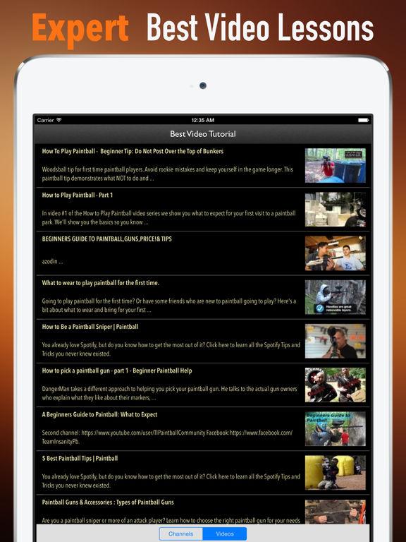 Paintball Strategy and Tactics: Secrets of bushball players screenshot 8
