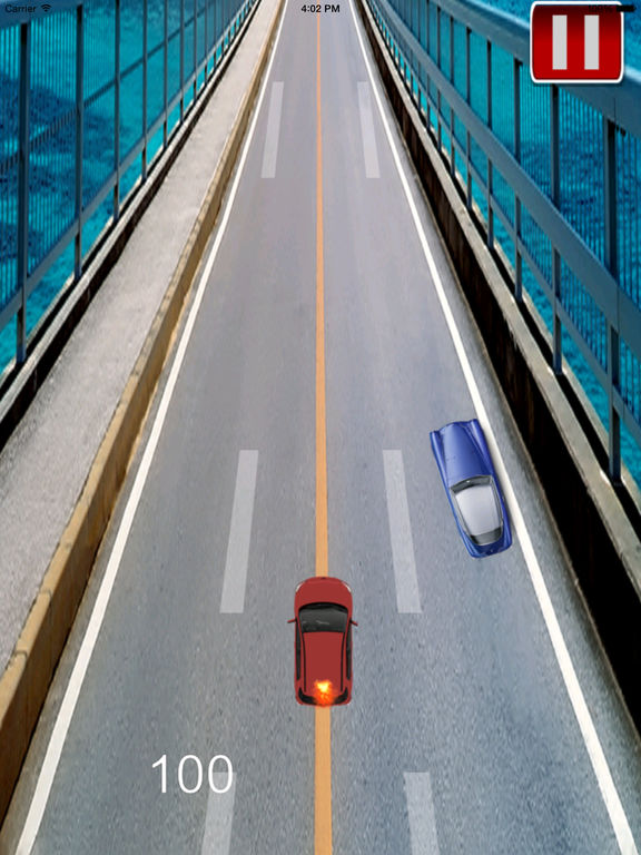 A Real Power Traffic Car - Superhighway Unlimited screenshot 10